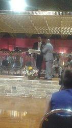 Dr. Lias & Pastor Dwayne Campbell