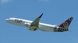 Fiji Airways Boeing 737-800 DQ-FJH