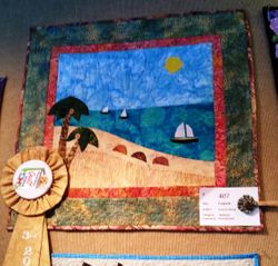 3rd Place - Applique