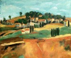 Village des ocres