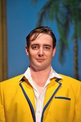 Dieter Thomas as a Yellowcoat