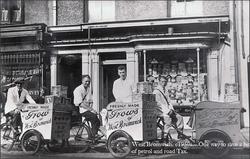 West Bromwich. c1953.