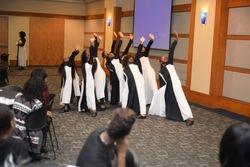West End Hills Baptist Church Praise Dancers
