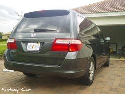 Karolyn I. ---------Honda Odyssey