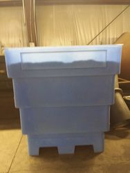 Palletized Box Container