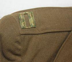 1st Cavalry Div. 'Ike Jacket' Post War: