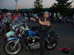Bike Nite at the Lube