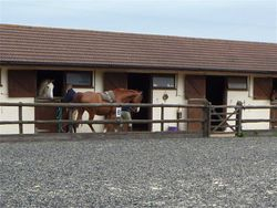 The Stables and School