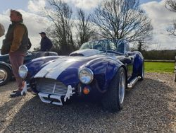 Damon's Factory Five Cobra