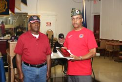 Charles Patterson Amvets of the Year