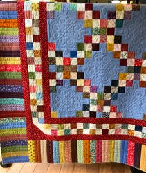 Irish Chain Memory Quilt