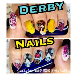 derby nails