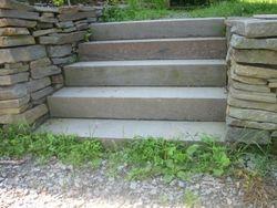 bluestone steps