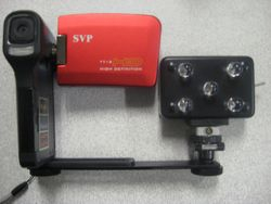 SVP Full Spectrum HD Camcorder