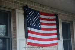My Flag At Half Staff On the 74th Anniversary of the Attack On Pearl Harbor