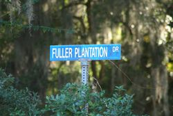 Fuller Plantation Drive