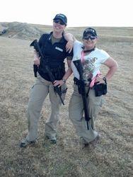 Beth & Becky