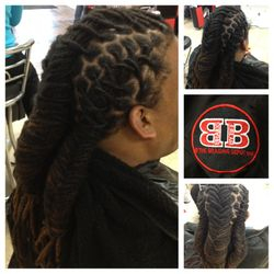 Natural Dreads Maint.