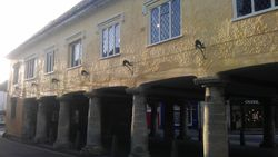 Tetbury - market place