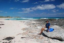 Stocking Island - Windward beach