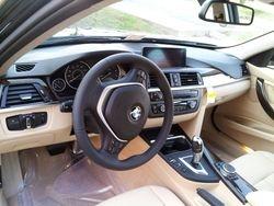 BMW 528 Complete Interior Detail