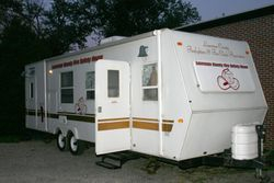 LAWRENCE COUNTY FIRE SAFETY TRAILER