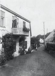 Hotell Mor Cilla 1932