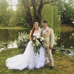 Olivia & Nathan - Married June 5, 2016