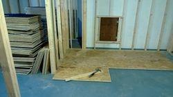 installing dri core sub flooring