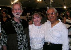 Vincent Suez, Marsha Judd & Enrique Serrato