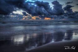 Blue Hour at the Beach
