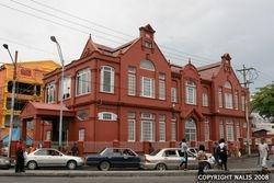 San Fernando Library Corner