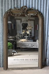 #27/034 FRENCH MIRROR WREATH