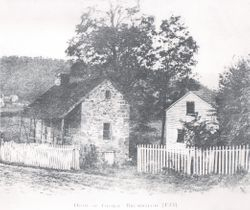 Original Brumbaugh House