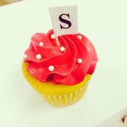 Initial Cupcakes