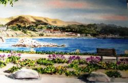 Shell Beach (Commissioned) - 2