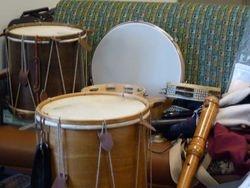 percussion pile