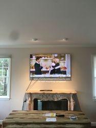 TV wall installation service in hughesville MD