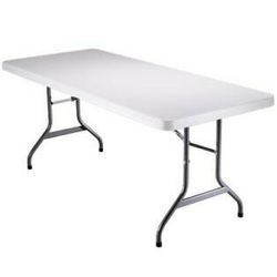 STRONG 6 FOOT TABLES