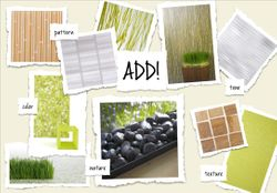 Concept Board - Texture