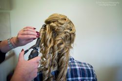 Hair at Caswell House by Jules