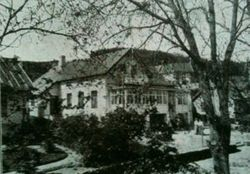 Strand Hotell (Fru Troedssons pensionat) 1904