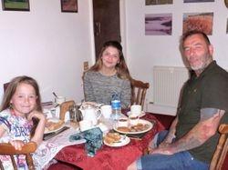 Daisy, Grace & Steve
