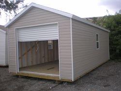 12x24 with roll up door