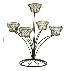 Candle holders hire
