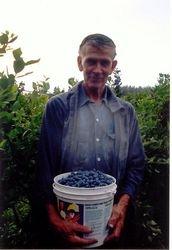Walt & Blueberries 2009