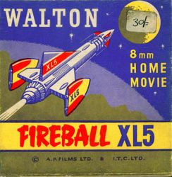 Fireball XL5 - Convict in Space