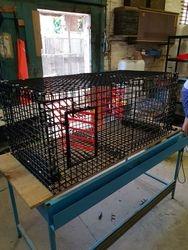"48"" 3 Entrance fish trap"