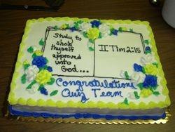 Cake Close Up !
