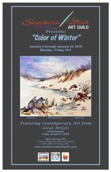 Color of Winter Poster